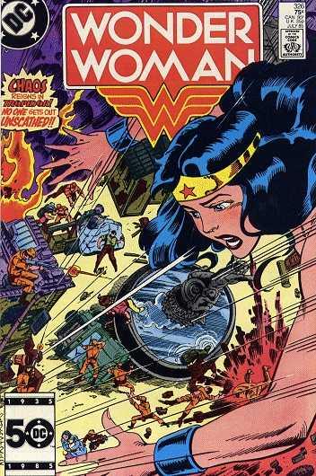 Wonder Woman #326