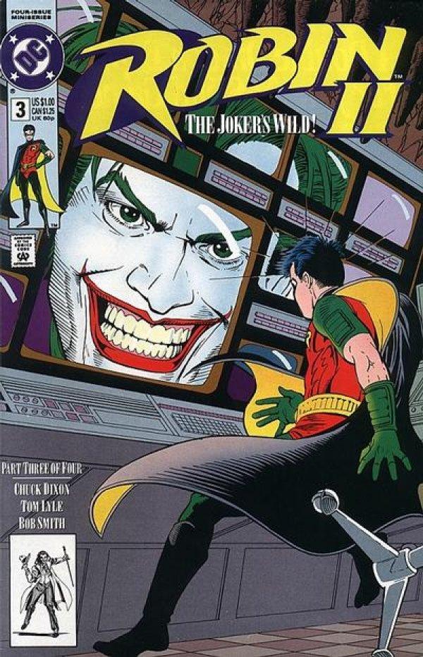 Robin II: The Joker's Wild! #3