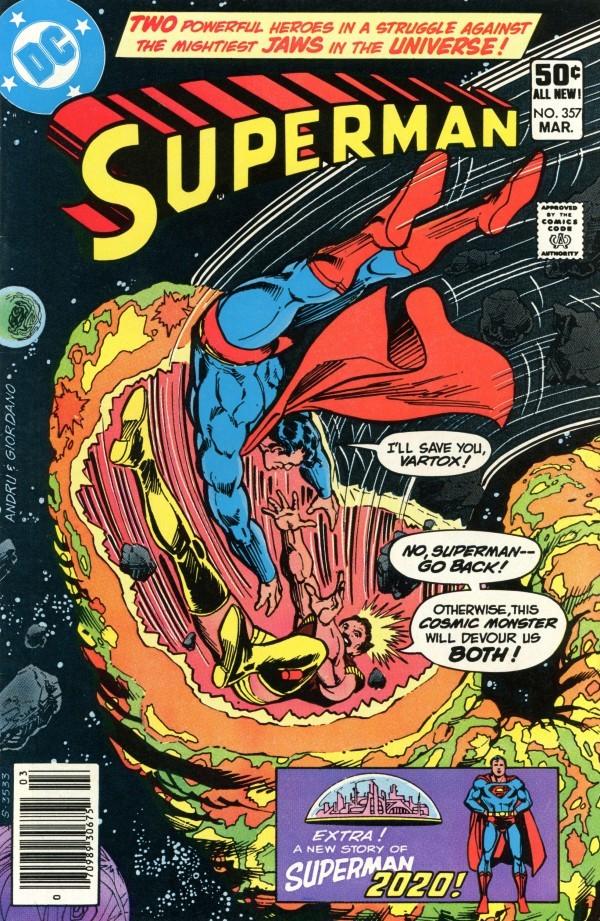 Superman #357