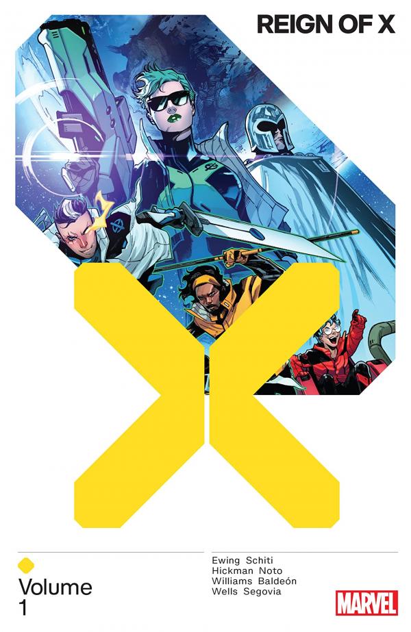 Reign of X Vol. 1 TP