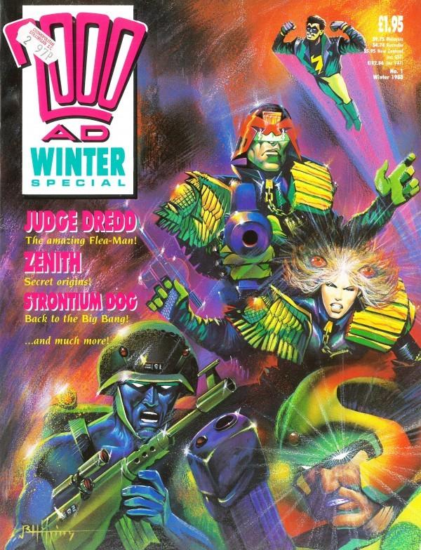 2000 AD Winter Special #1