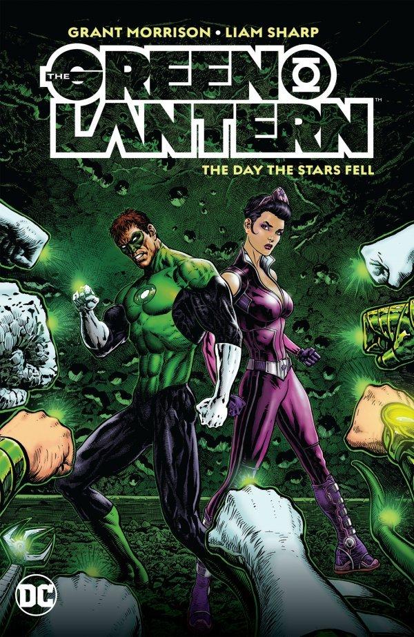 The Green Lantern Vol 2: The Day The Stars Fell HC