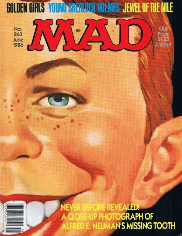 Mad Magazine #263