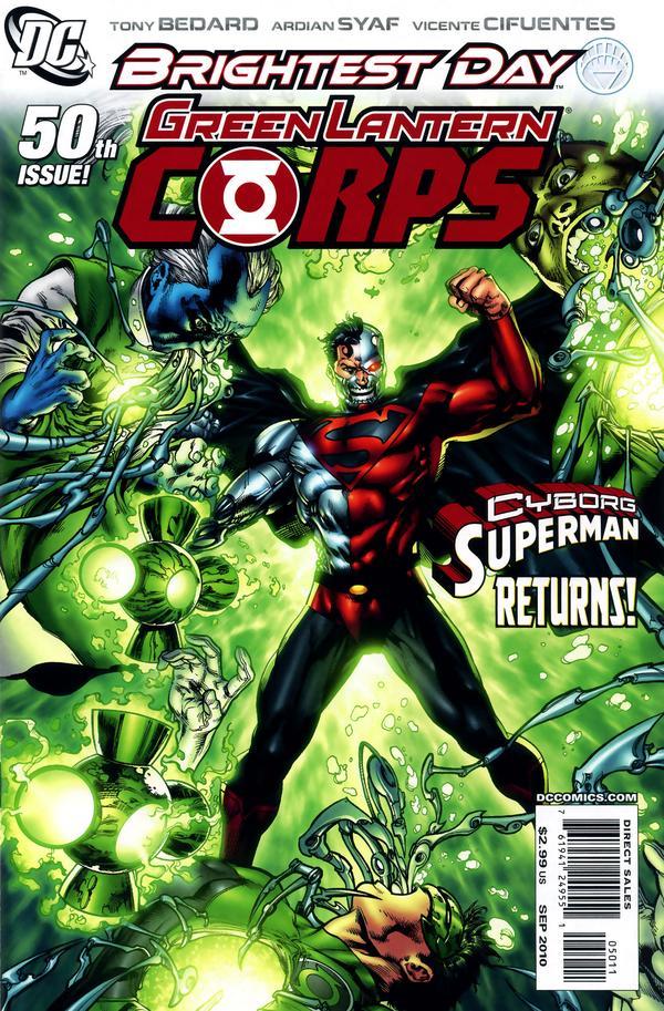 Green Lantern Corps #50