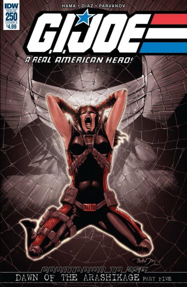 G.I. Joe: A Real American Hero #250