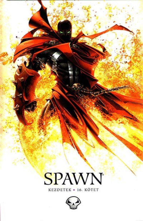 Spawn Kezdetek 16. Kötet HC