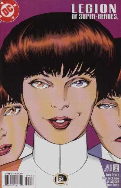 Legion of Super-Heroes #99