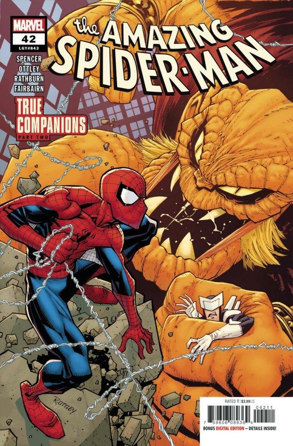 The Amazing Spider-Man #42