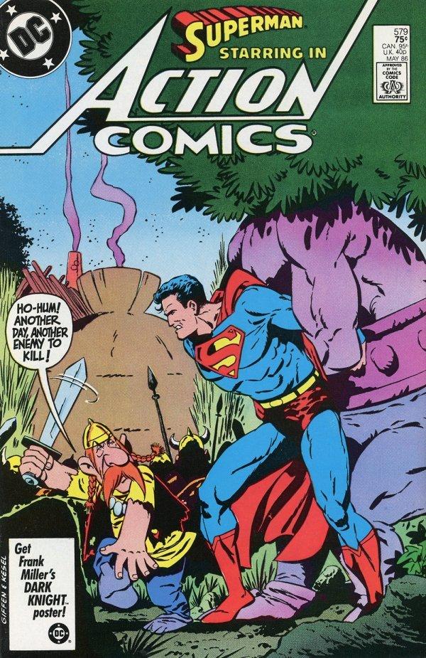Action Comics #579