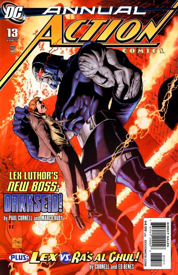 Action Comics Annual #13