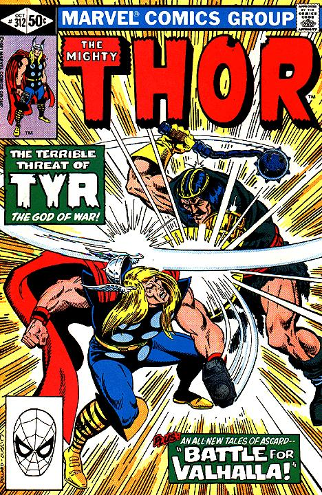 The Mighty Thor #312
