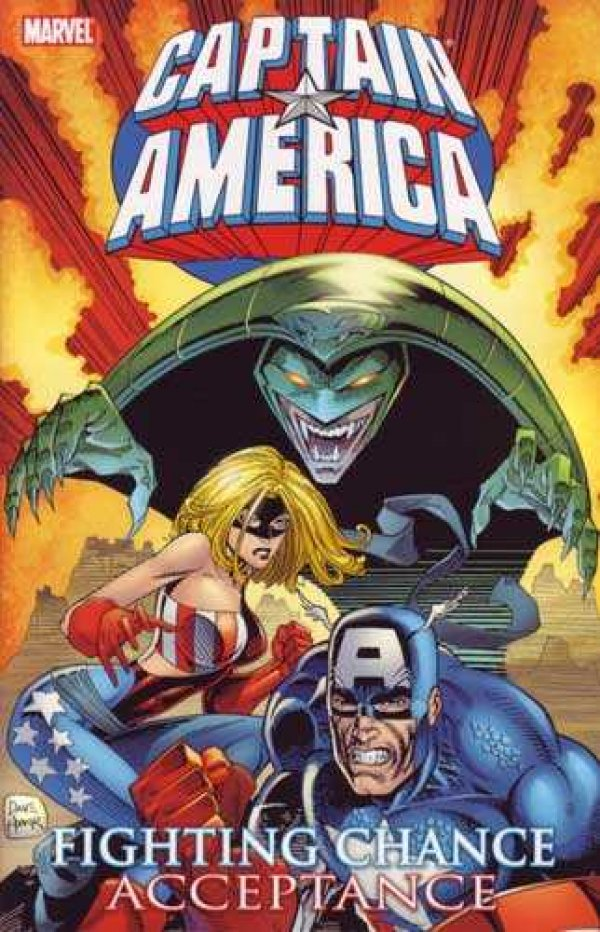 Captain America Vol. 2: Fighting Chance - Acceptance TP