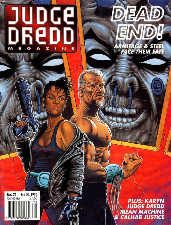 Judge Dredd: The Megazine #71