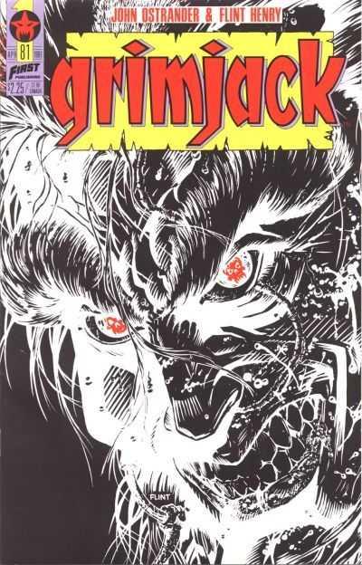 Grimjack #81