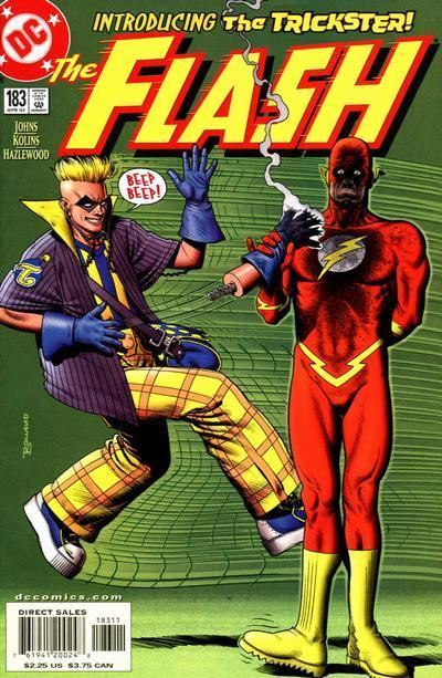 The Flash #183