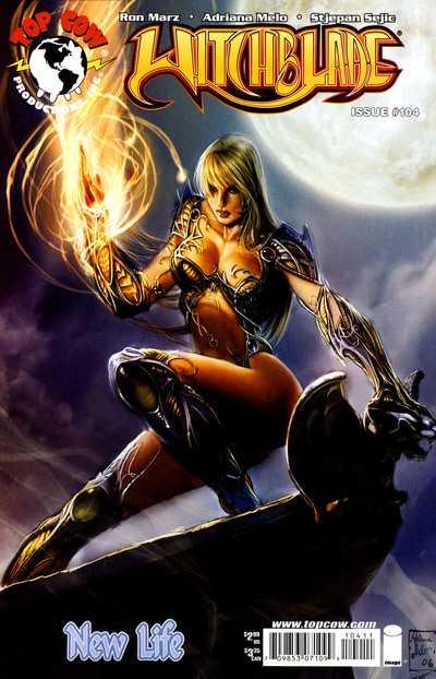 Witchblade #104
