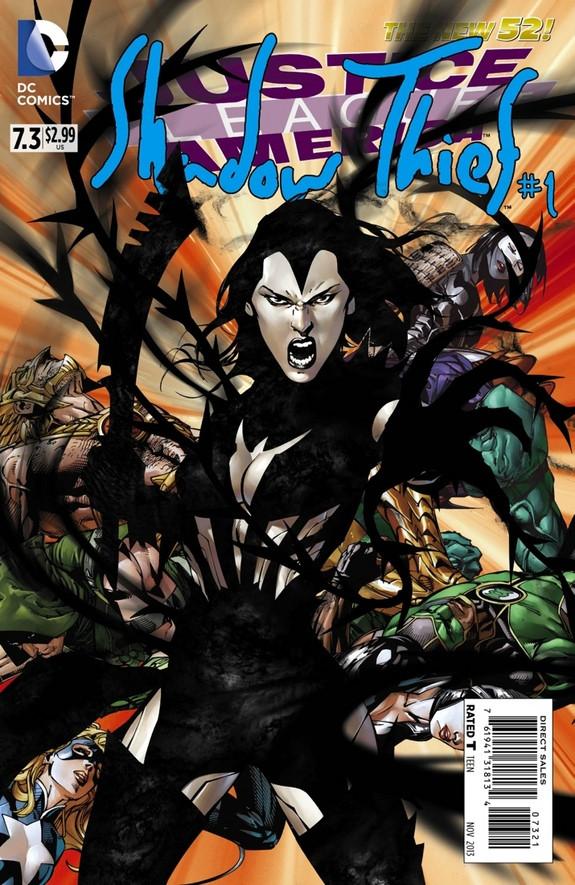 Justice League of America #7.3 Shadow Thief