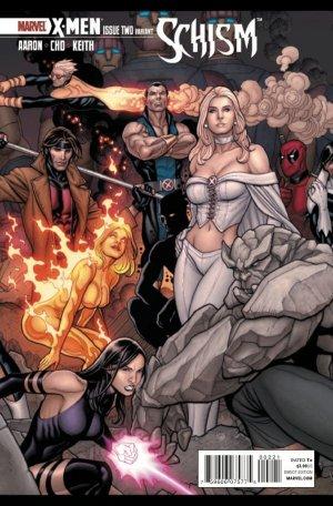 X-Men: Schism #2