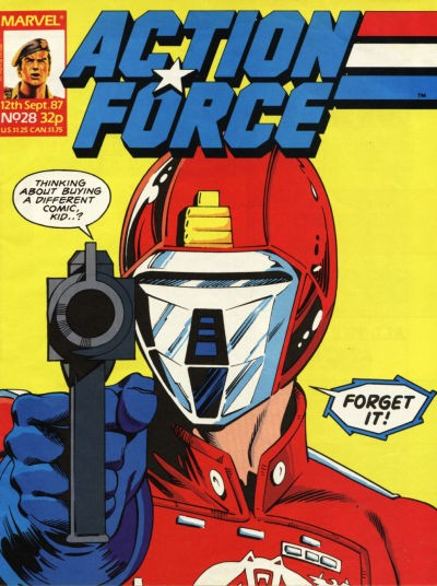 Action Force #28