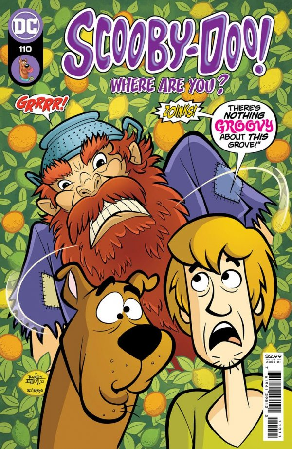 Scooby-Doo, Where Are You? #110