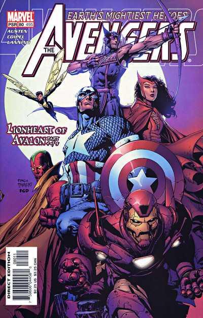 The Avengers #80