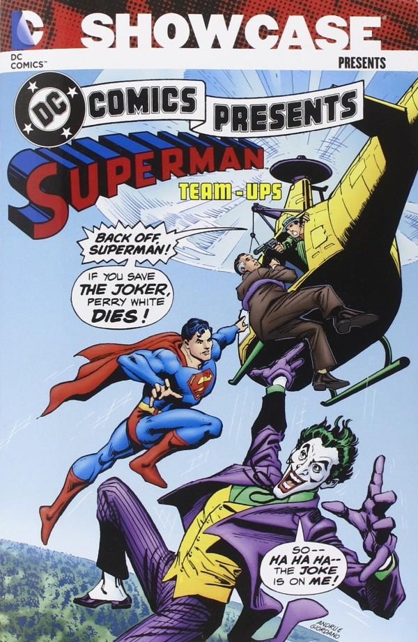 Showcase Presents: DC Comics Presents - Superman Team-Ups Vol. 2 TP