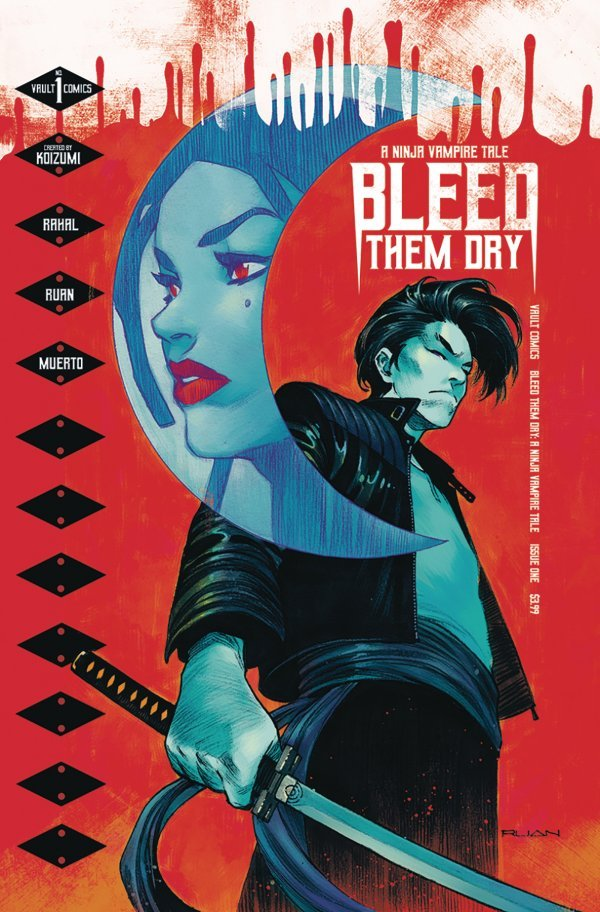 Bleed Them Dry #1 review