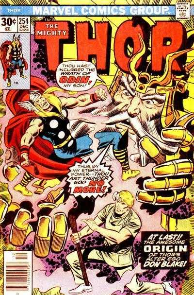 The Mighty Thor #254