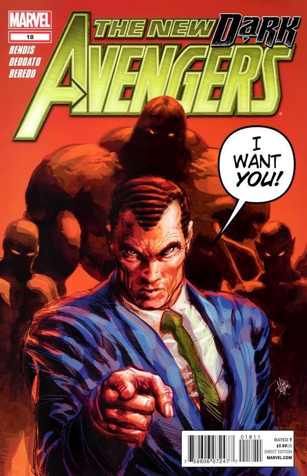 The New Avengers #18