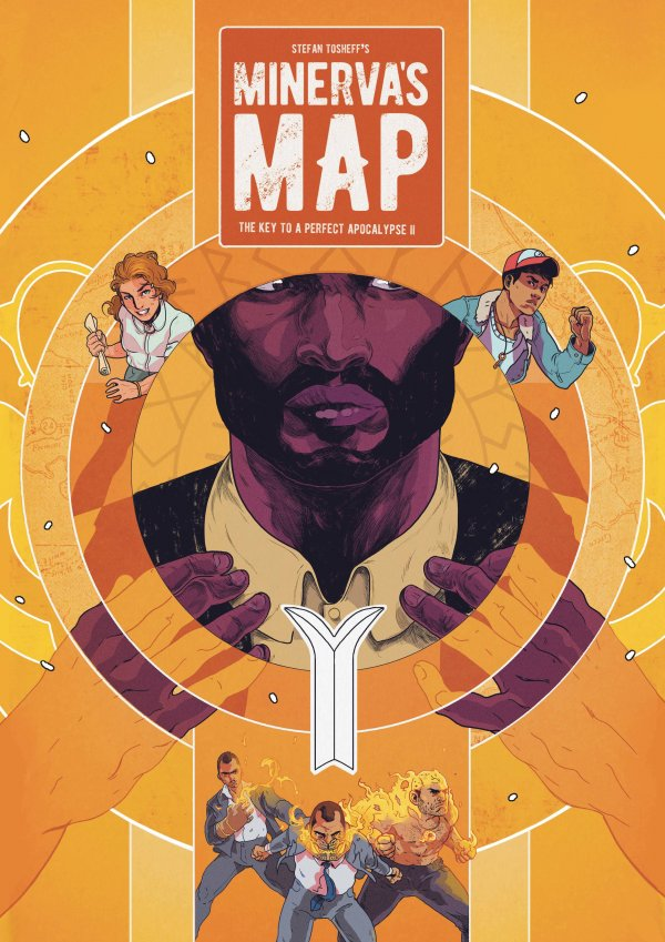 Minerva's Map: The Key to a Perfect Apocalypse #2