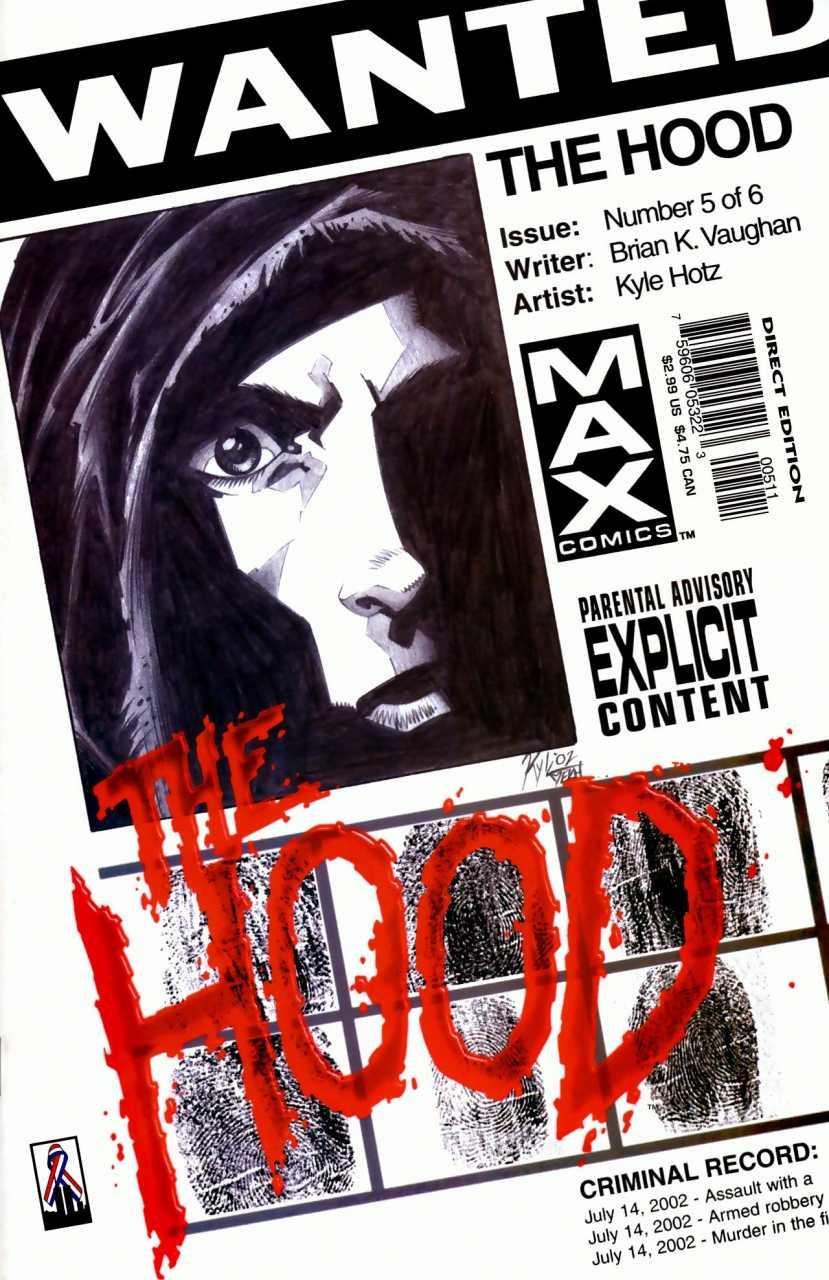 The Hood #5