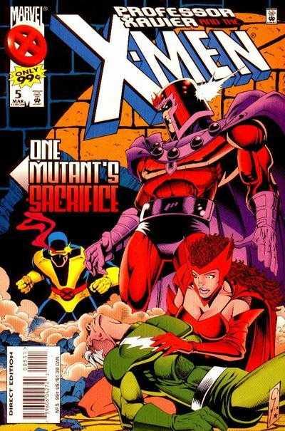 Professor Xavier and the X-Men #5