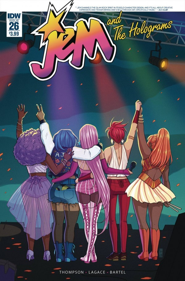 Jem and The Holograms #26