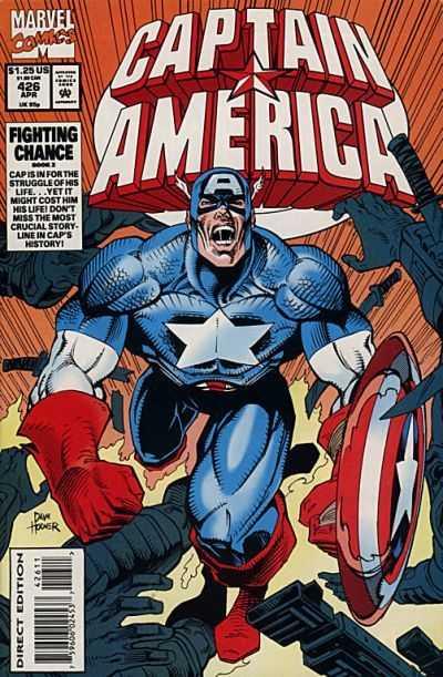 Captain America #426