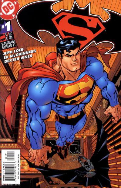 Superman / Batman #1