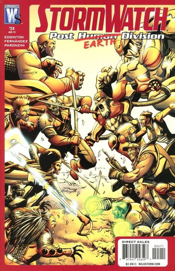 Stormwatch: P.H.D. #24