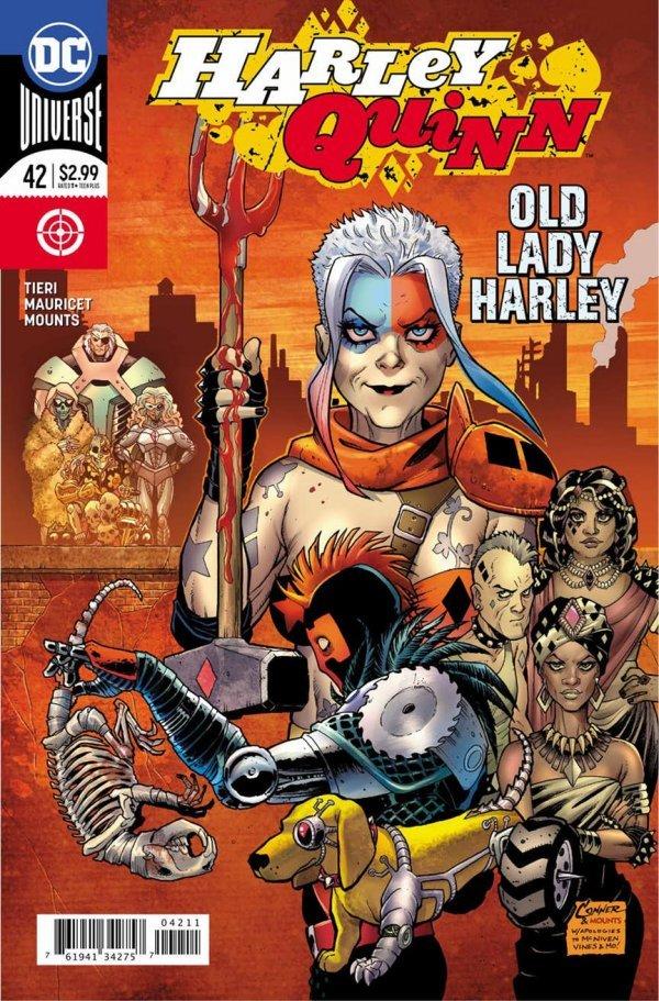 Harley Quinn #42