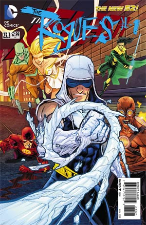 The Flash #23.3 The Rogues
