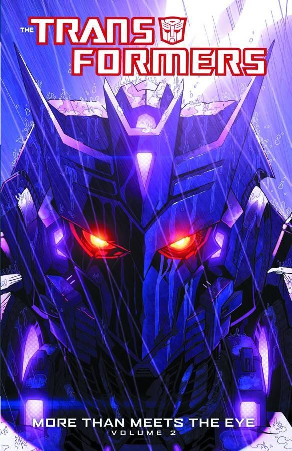 Transformers: More Than Meets the Eye Vol. 2 TP