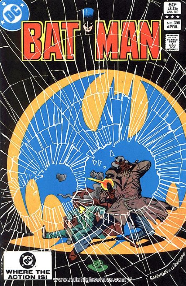 Batman #358