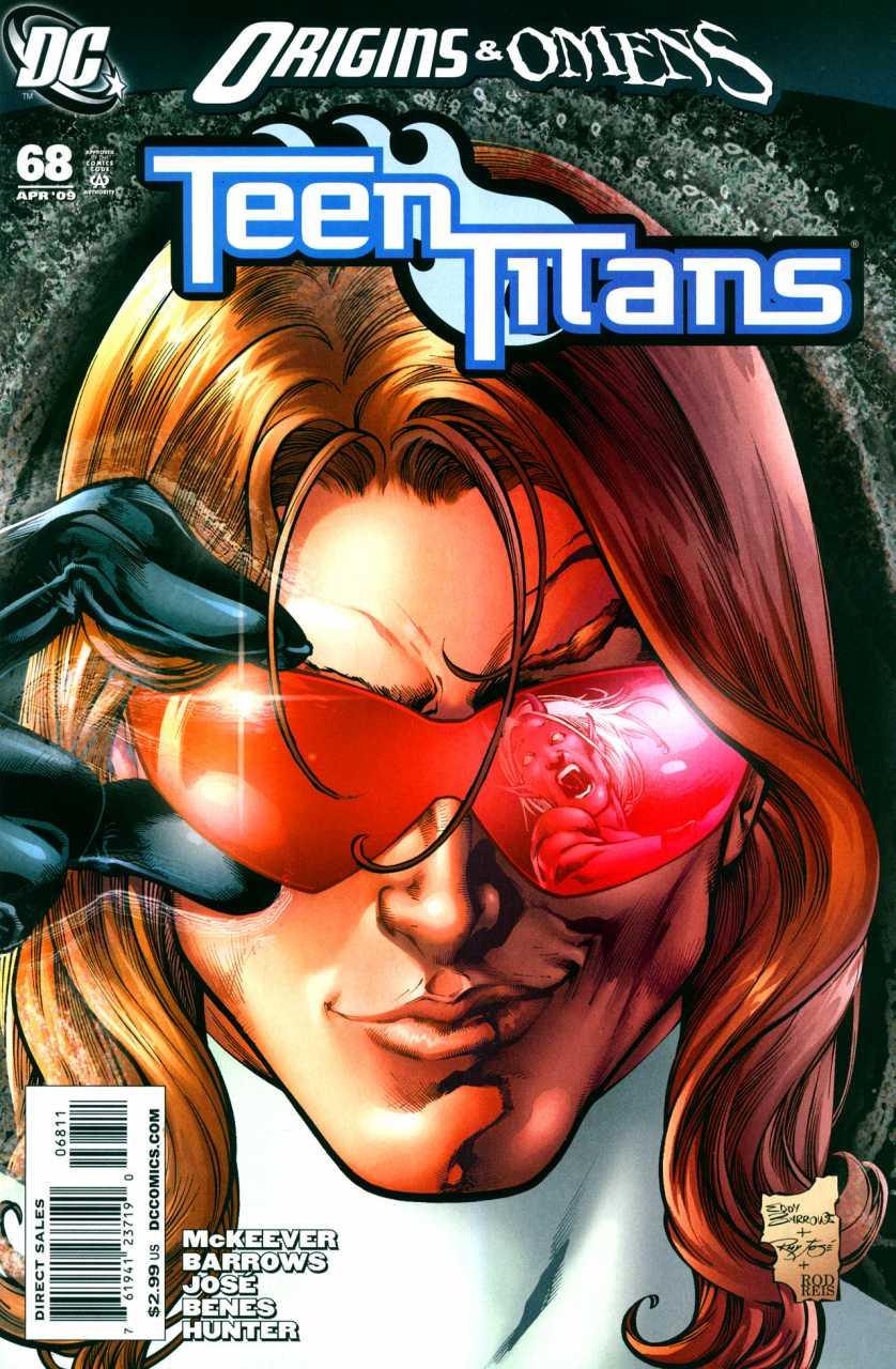 Teen Titans #68