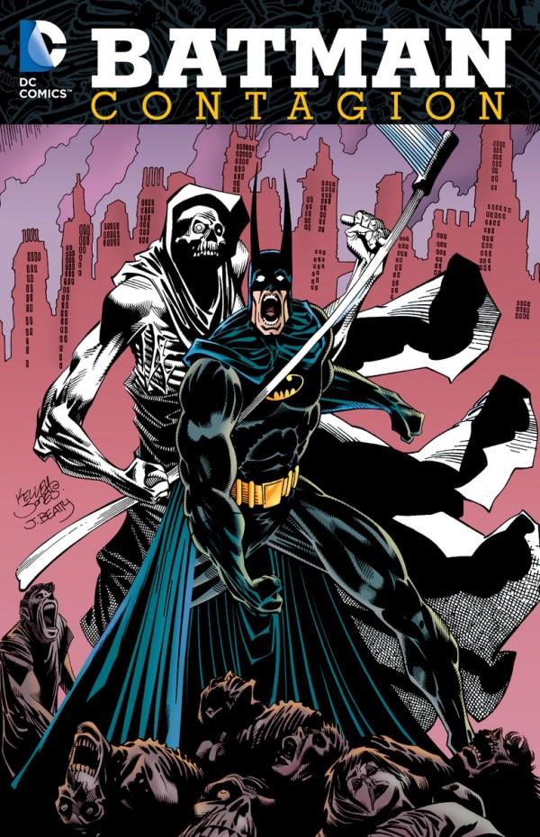 Batman: Contagion TP