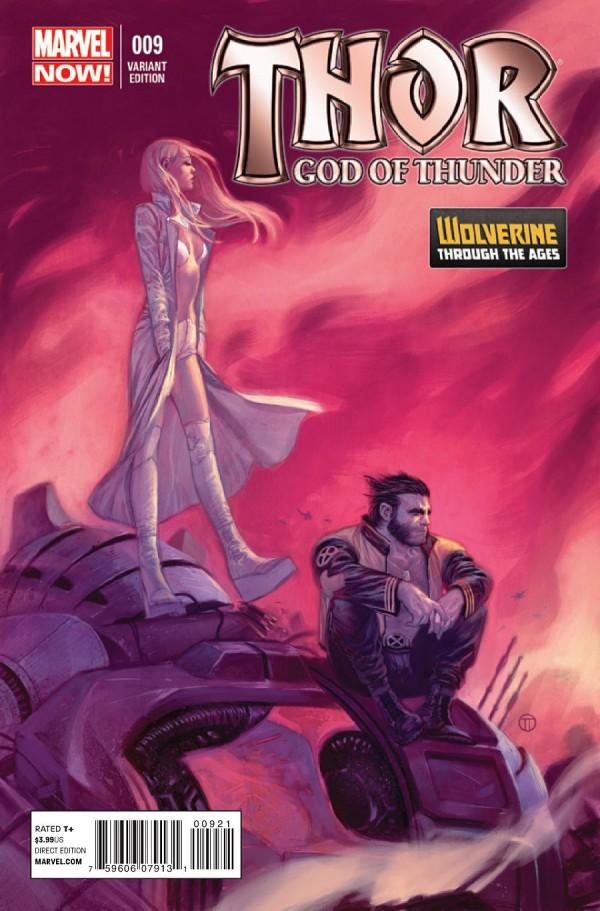 Thor: God of Thunder #9