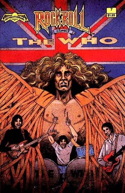 Rock N' Roll Comics #7