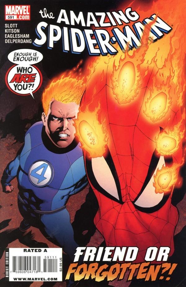 The Amazing Spider-Man #591