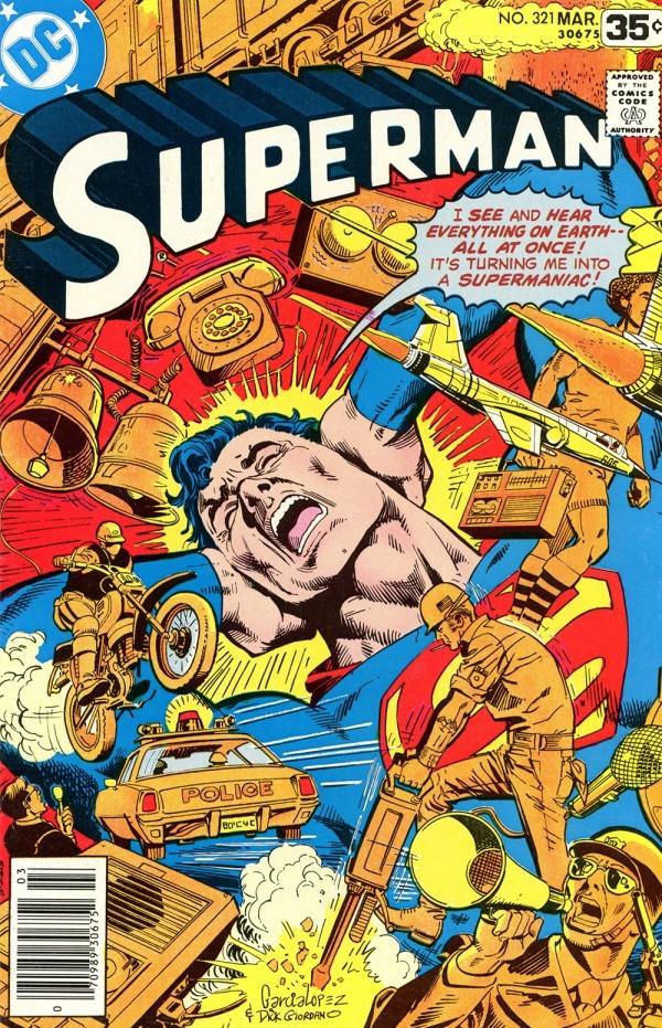 Superman #321