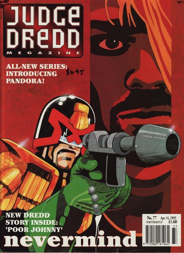 Judge Dredd: The Megazine #77