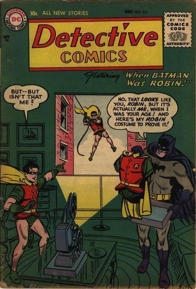 Detective Comics #226
