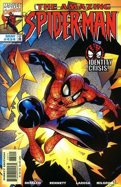 The Amazing Spider-Man #434