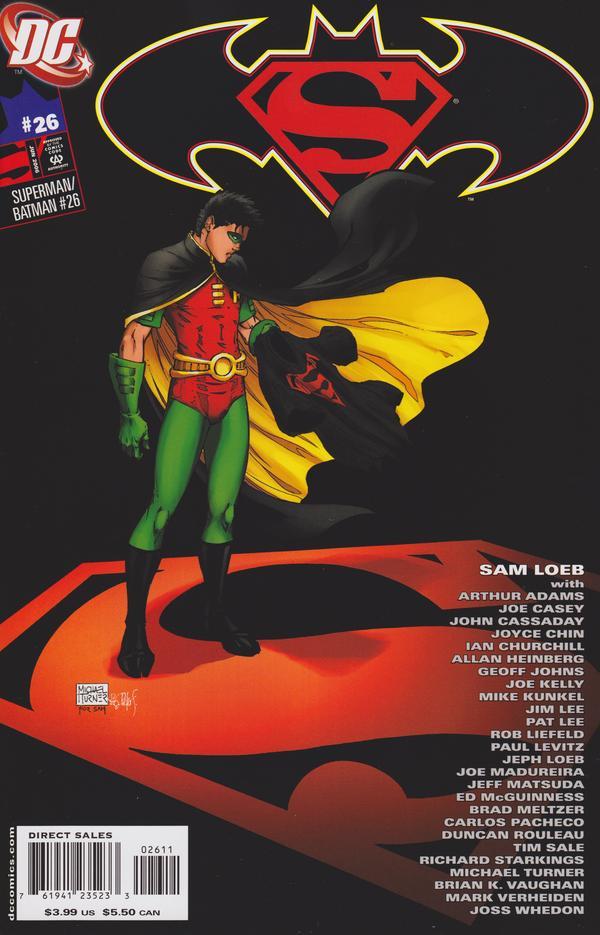 Superman / Batman #26
